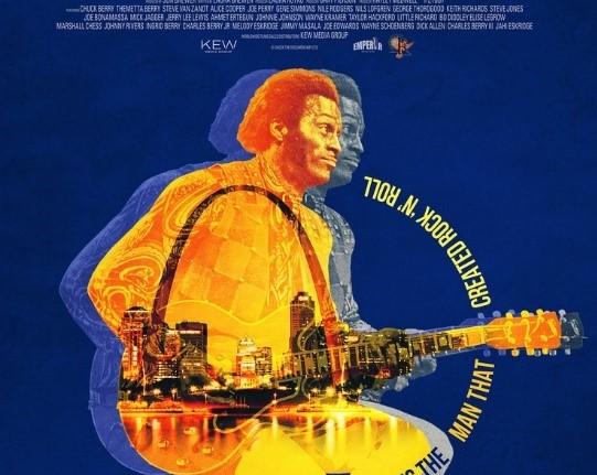 Chuck Berry Banner