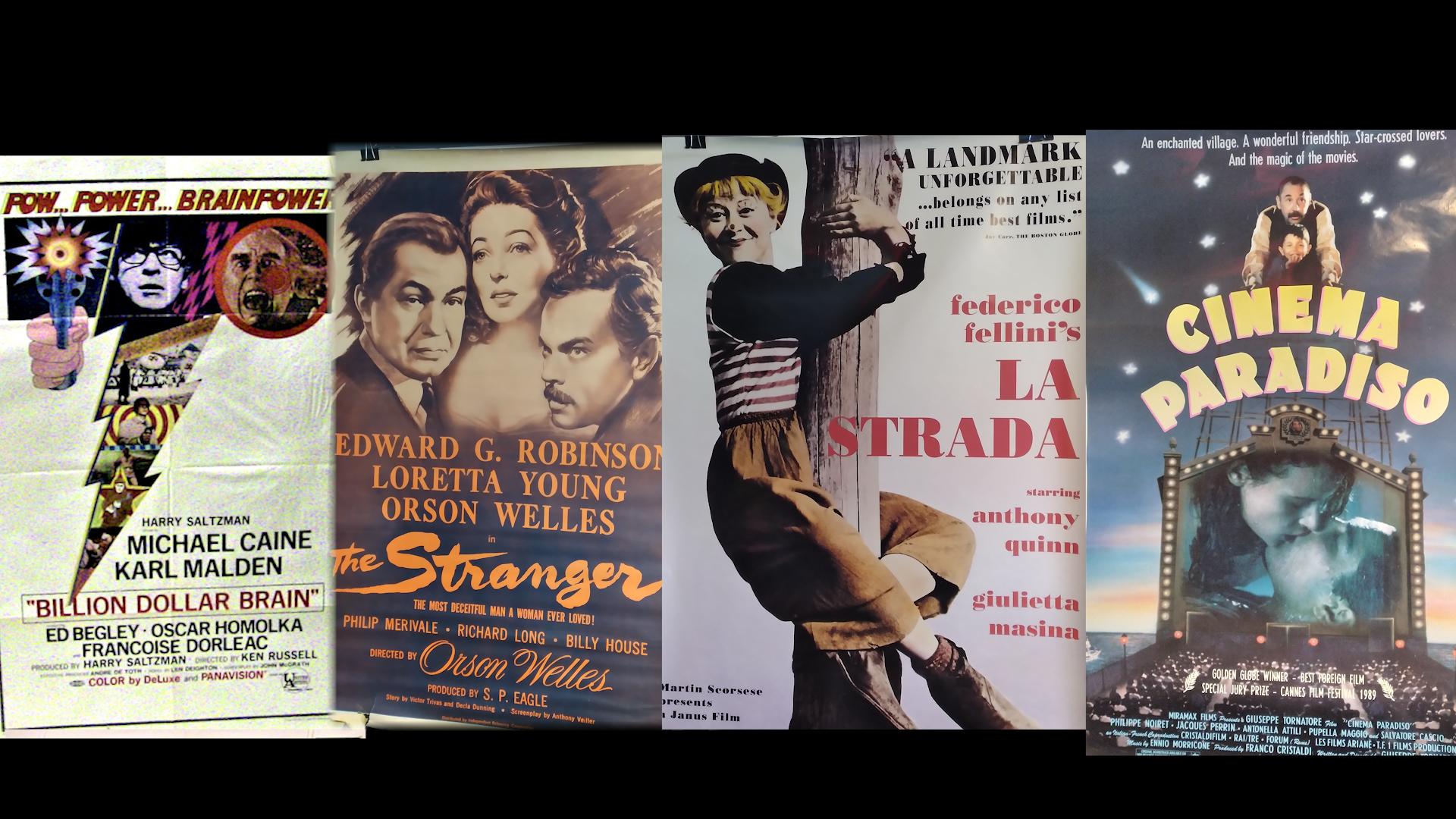 Cinema Arts Poster Sale