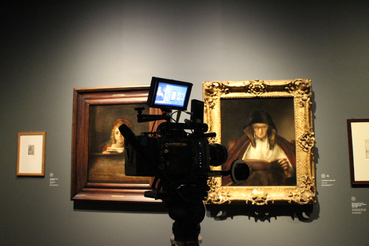 Exhibition On Screen – Rembrandt