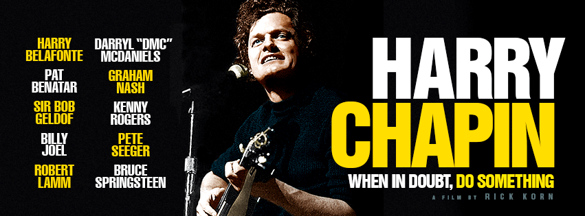 Harry Chapin – When In Doubt Do Something