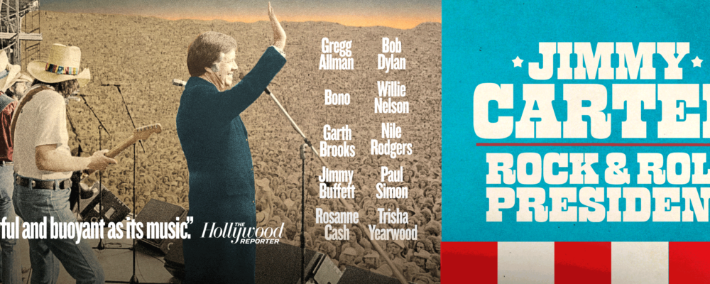 Jimmy Carter – Rock & Roll Presdient