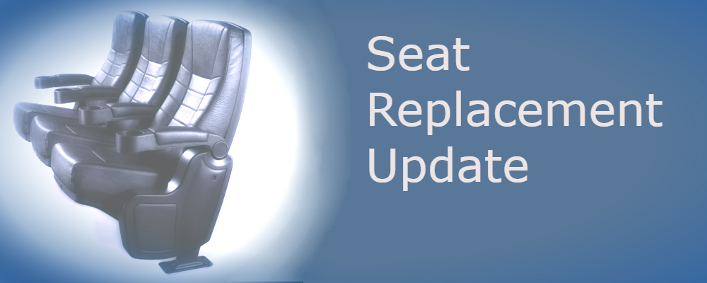 seat replacement update banner